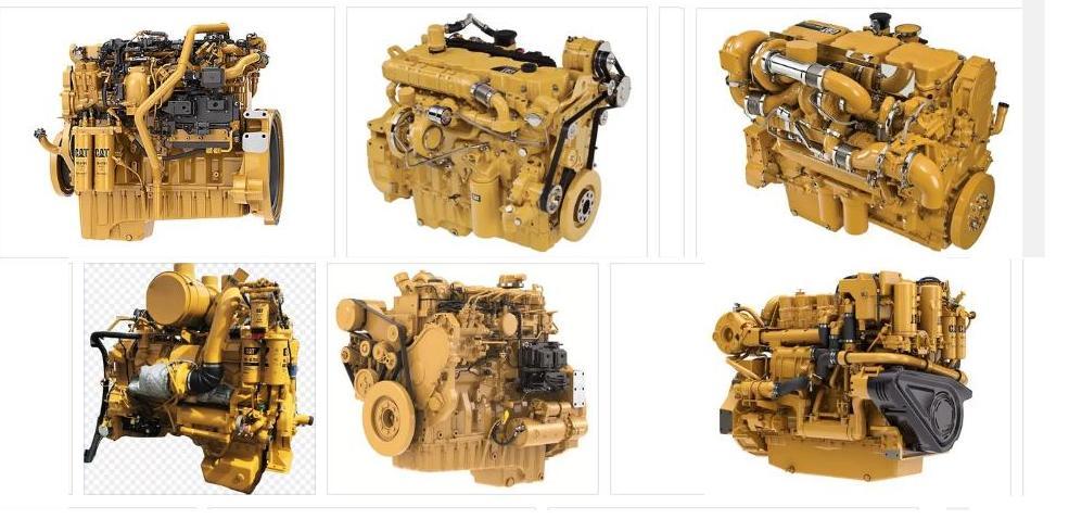 Сервис и ремонт двигателейCaterpilar