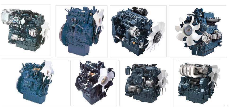 Сервис и ремонт двигателей Kubota в Ростове