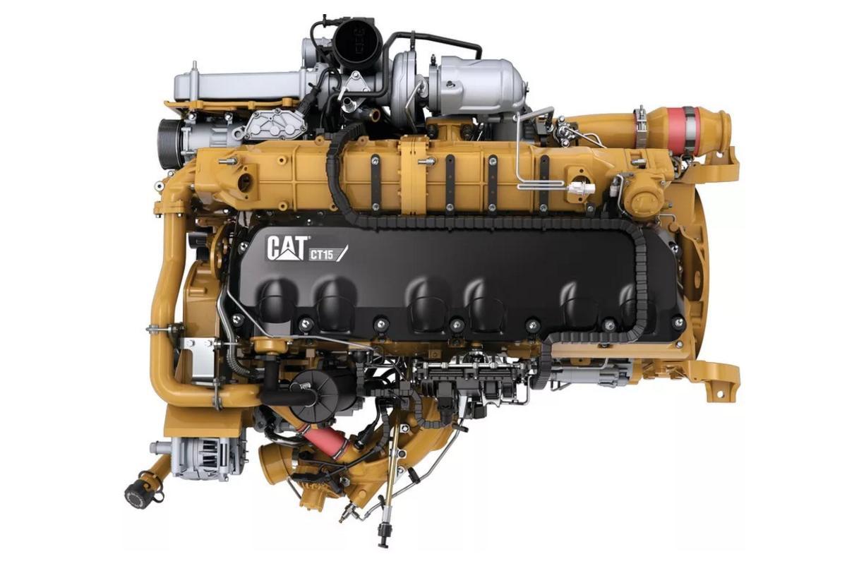 Ремонт двигателей Caterpilar