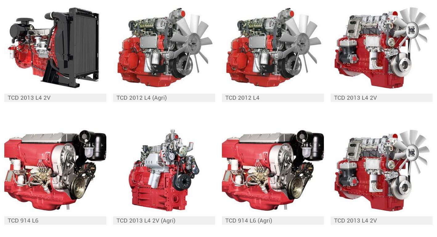 Сервис и ремонт двигателей Deutz