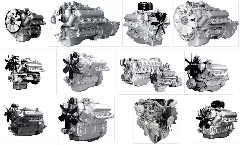 Ремонт двигателей ЯМЗ всего модельного ряда