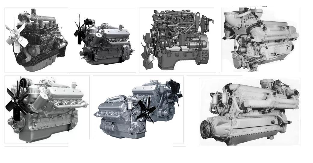 Ремонт двигателей ММЗ всего модельного ряда