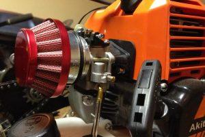 Ремонт двигателей садового оборудования
