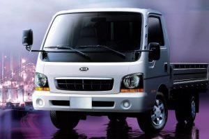 Ремонт грузовиков KIA