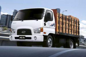 Ремонт грузовиков Hуundai HD65, HD72, HD78