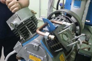Поломки и неисправности поршневых воздушных компрессоров