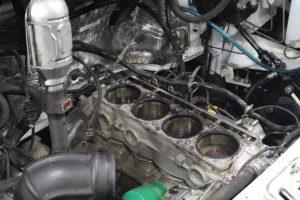 Капитальный ремонт автомобильных двигателей