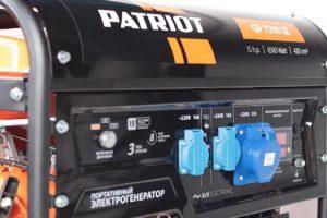 Ремонт генераторов и электростанций Patriot