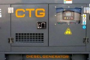 Ремонт дизельных генераторов CTG