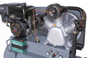 Ремонт бензиновых двигателей компрессоров