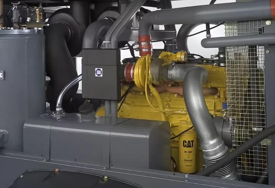 Ремонт дизельных двигателей компрессорных установок