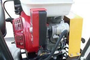 Ремонт двигателей GROST для строительной техники